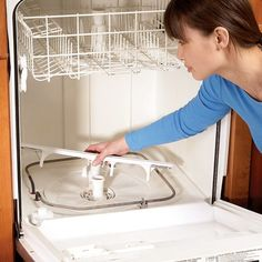 We do this every few months; When your dishwasher doesn't clean well, fix it yourself following these simple steps and avoid the expensive professional service call. A simple cleaning often solves the problem..