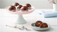 Recept na čokoládovo-banánové muffiny | Kuchyňa Lidla Lidl, Sweet Tooth, Kitchen, Cooking, Kitchens, Cuisine, Cucina