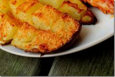 Roasted Parmesan Potatoes - we have this about once a week.