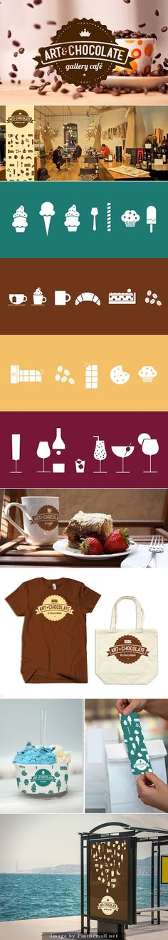 Art & Chocolate by Onice Design