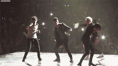 We're the dancers {GIF} XD>>heheheh <<< Sure you guys are the dancers...