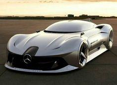 Mercedes Concept.