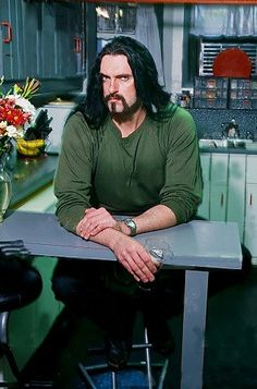 Peter Steele.  That voice...