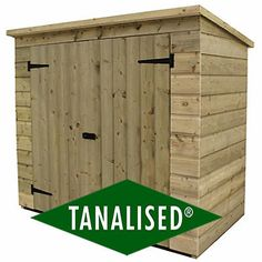 12x8 larchlap apex overlap wooden shed with assembly service garden projects and gardens - Garden Sheds 6 X 3
