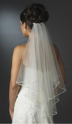 Wedding Veils - Underdone