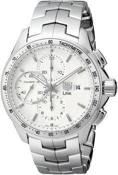 TAG Heuer Men's CAT2011.BA0952 Link Chronograph Watch