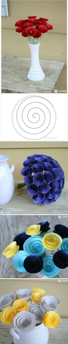 Easy And Beautiful Flower | DIY  Crafts Tutorials