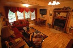 Smoky Creek Cabins | Riverside Princess | Pigeon Forge And Gatlinburg Cabins  In The Smoky Mountains