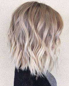 This long bob hair cut is making me want to chop my hair off i'm so HAPPY