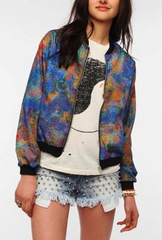 Urban Outfitters-Urban Renewal Jacket