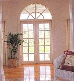 Arch Top Doors Custom Made Built Wood Interior Exterior