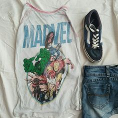 host pick Marvel hero's shirts Very light weight. Would fit a medium as well as a small. I reccomend wearing a undershirt with it. Very comfortable. Loose fit. Tops Tees - Long Sleeve