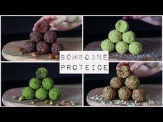 Bomboane Proteice Raw Vegane - Ingrediente naturale! - YouTube Blueberry, Fruit, Food, Youtube, Berry, Eten, Meals, Blueberries, Diet