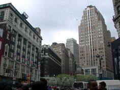 #HeraldSquare, #NewYork on a perfect Spring day!