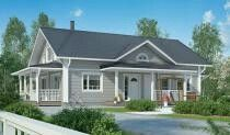 Finnlamelli Amanda 182 Storybook Homes, Hobby Room, Log Cabin Homes, Amanda, Ground Floor, Guest Room, Shed, Outdoor Structures, Architecture