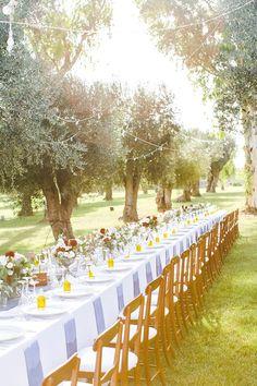Indigo Blue Puglia Wedding