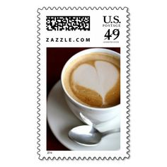 Add stamps to all your different types of stationery! Find rubber stamps and self-inking stamps at Zazzle today! Framed Wall Art, Wall Art Prints, Custom Postage Stamps, Latte Art, Self Inking Stamps, Buy Prints, Mocha, Heart, Tableware
