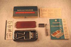 Vintage ROLLS RAZOR VISCOUNT MODEL