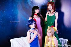 Sailormoon Princesses - Miyavi Honey(Miyavi Honey) Princess Mercury Cosplay Photo - Cure WorldCosplay