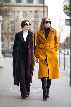 <font><font> The Clique Стрийт: Paris Style</font></font>  - HarpersBAZAAR.com