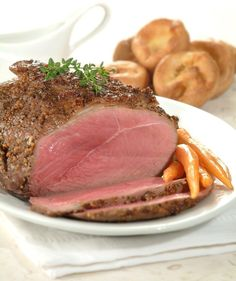 Shoulder Roast in Peppercorns with Yorkshire Pudding | Recipe of the day | Kosher Recipes - Joy of Kosher with Jamie Geller - Jewish Recipes and Menus
