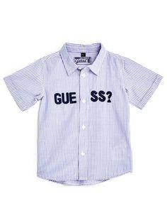 Jerry Short-Sleeve Logo Shirt (2-6)
