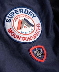 Superdry Mountain Hooded Master Jacket
