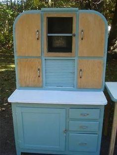 1940s Art Deco Style Cupboard | Kitschy Kitchens | Pinterest | Art ...
