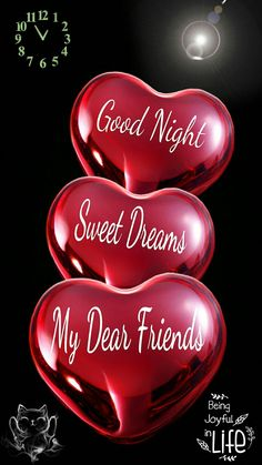 Goodnight And Sweet Dreams Good Night Good Night Sweet Dreams