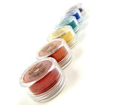 Eye Shadow Mineral Makeup  Rainbow Brights by MadisonStreetBeauty