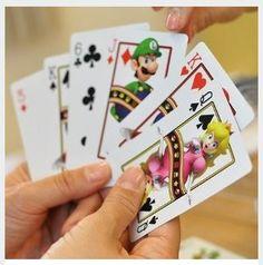 Nintendo gaming cards