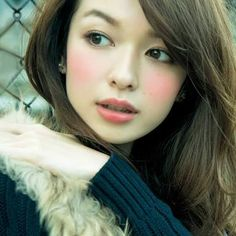 nice make up Beauty Makeup, Hair Makeup, Hair Beauty, Up Girl, Girl Face, Japanese Beauty, Asian Beauty, Prity Girl, Pin On