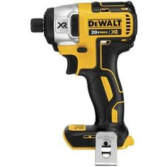 DEWALT 20-Volt Max Lithium-Ion Brushless 1/4 in. Cordless Impact Driver (Tool-Only)-DCF886B - The Home Depot