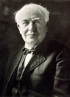 Thomas Edison, the only American inventor with more than 1000 patents, was born in Milan, Ohio.
