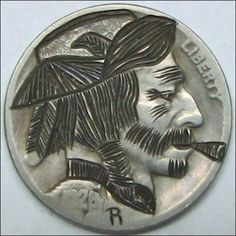 Uncertified US Buffalo Nickels Hobo Nickel, Buffalo, Coins, Carving, Profile, Ebay, User Profile, Rooms, Wood Carvings