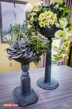 Table Pedestals | KENNETH WINGARD