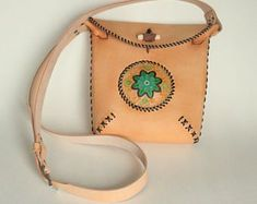 Quality leather accessories for all ages. by GypsyPlaid on Etsy Newborn Cowboy, Baby Cowboy Boots, Baby Boots, Leather And Lace, Tan Leather, Leather Purses, Leather Handbags, Leather Moccasins, Hip Bag