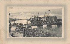 Libau. Hafen. 1910-1915. postcard