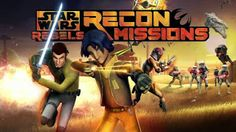 Rebels: Recon Missions - Rebels wanted! Are you ready to stand up against the Empire? Become an intergalactic hero in Star Wars Rebels™: Recon Missions, the new action-platformer mobile game! Take on 4 FREE levels of battle against the. Star Wars Rebels, Star Wars 7, Star Wars Love, Star Wars Games, Mission Images, Mission Game, Star Wars Timeline, Ultimate Star Wars, Star Wars Canon