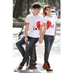 869b30021a69 48 Best couple OOTD images
