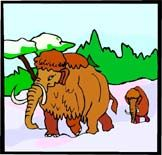 Ice Age coloring pages and Magic Tree House books