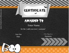online award certificates