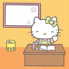ᐅ Top 53 Monday images, greetings and pictures for WhatsApp - SendScraps Hello Kitty Art, Hello Kitty My Melody, Hello Kitty Pictures, Sanrio Hello Kitty, Happy Monday Pictures, Monday Images, Monday Greetings, Hello Monday, Monday Monday
