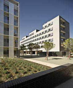 Conjunto Habitacional em Albacete / Burgos & Garrido arquitectos