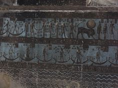 https://flic.kr/p/BoSmH | Egypt 2007 | Dendera temple. Detail of the ceiling in the vestibule.