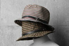 GREVIの帽子 卓越した製造技術と斬新なデザイン | nano・universe Library