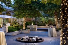 The Rosewood Crescent Hotel in Dallas, Texas is rated one of the top 100 hotels in the world and in the top 9 in the USA. So to truly be pampered next time your in Texas, we'd so recommend them!