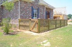if you can't afford to fence-in your entire back yard, just fence-in a small segment