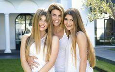 Lori Loughlin & Olivia & Isabella Giannulli