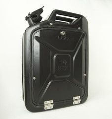 Barcabinet - upcycled Jerry Cans
